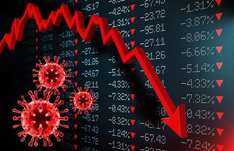 koronavírus Kovid-19 SARS-COV-2 A koronavírus által okozott gazdasági válság